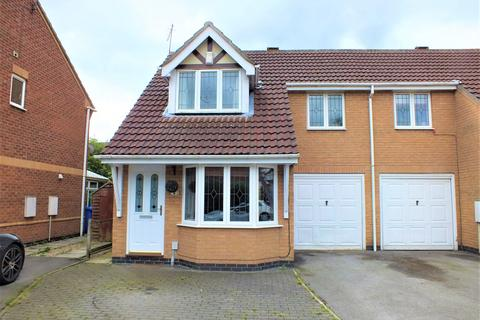 3 bedroom semi-detached house for sale - Coltman Close, Beverley, Yorkshire, HU17