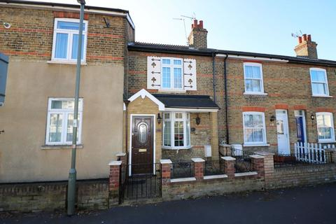 2 bedroom terraced house to rent - Chesterfield Road, Ashford, TW15
