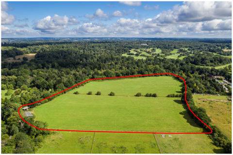 Farm land for sale - LAND ON NASHDOM LANE, ROSEHILL, BURNHAM, BUCKINGHAMSHIRE, SL1 8NJ