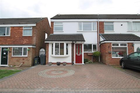 3 bedroom end of terrace house for sale - Honiley Drive, Sutton Coldfield, B73 6RN