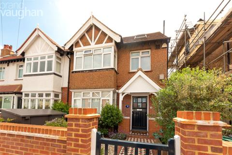 4 bedroom end of terrace house for sale - Reigate Road, Brighton, East Sussex, BN1