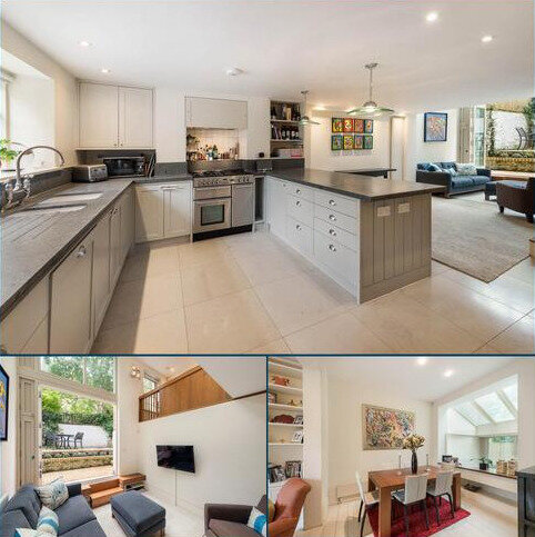 4 bedroom semi-detached house to rent - Rawlings Street, Chelsea