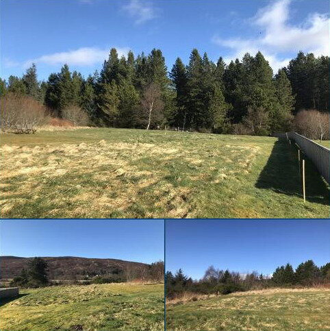 Plot for sale - Plot at Little Garve, NW Of Glentawik, Little Garve, Ross-Shire, IV23