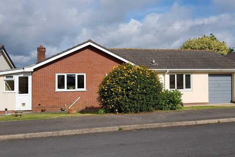 3 bedroom detached bungalow for sale - Marlborough Close, Musbury, Axminster