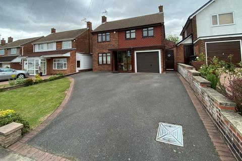 3 bedroom detached house for sale - Wakerley Road, Evington, Leicester, LE5 6AR