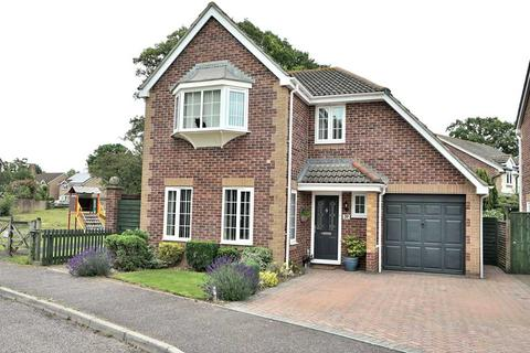 4 bedroom detached house for sale - Victoria Close, Willand EX15