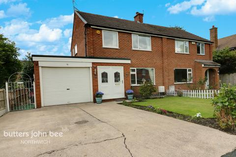 3 bedroom semi-detached house for sale - Green Lane, Northwich