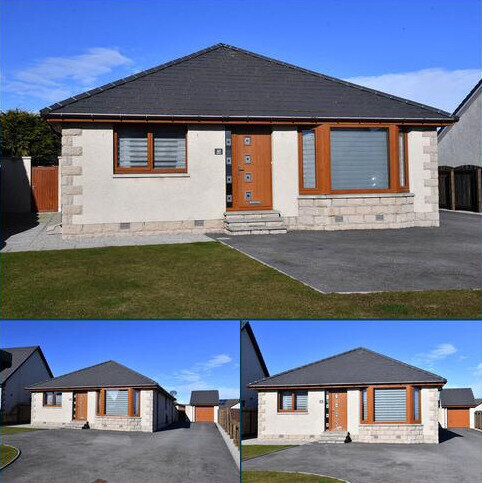 3 bedroom bungalow for sale - Fraser Crescent, Inverallochy, AB43