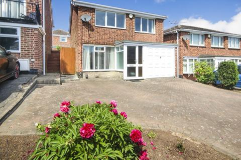 3 bedroom detached house for sale - Hartland Drive,Sunnyhill,Derby,DE23 1LW