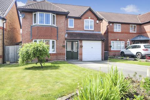 4 bedroom detached house for sale - Groombridge Crescent,Littleover,Derby,DE23 3YA