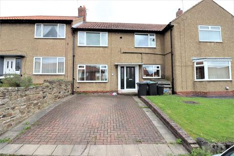 3 bedroom terraced house for sale - Scafell Gardens, Crook, DL15 8PE