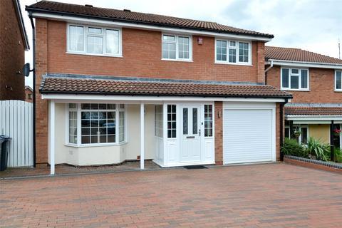 4 bedroom detached house for sale - Crabtree Close, Northfield, Birmingham, B31