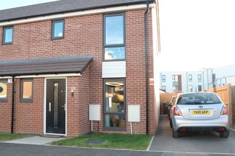 3 bedroom semi-detached house for sale - Plumtree Drive, Harlow CM17