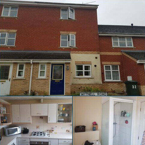 3 bedroom terraced house to rent - Witnell Road, Coventry CV6