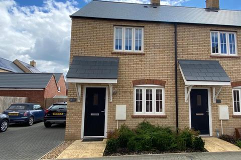 2 bedroom end of terrace house for sale - Kingsmere, Bicester, Oxfordshire, OX26