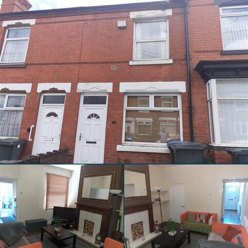 2 bedroom terraced house to rent - Broomfield Road CV5
