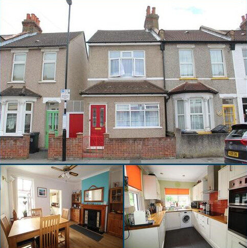 2 bedroom end of terrace house for sale - Lakehall Road, Thornton Heath, Surrey