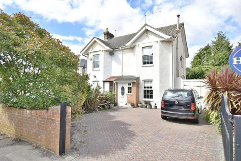 3 bedroom semi-detached house for sale - Wesley Road, Parkstone, Poole, BH12 3BE