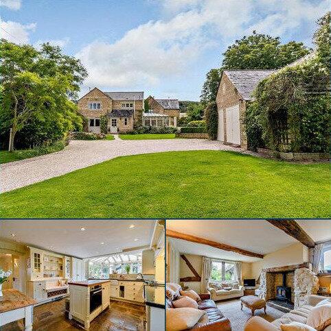 4 bedroom detached house for sale - Gambles Lane, Woodmancote, Nr. Cheltenham, Gloucestershire, GL52