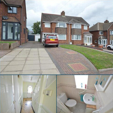 4 bedroom semi-detached house for sale - Wimperis Way, Pheasey Estate, Great Barr