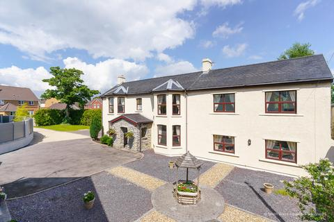 5 bedroom detached house for sale - Broadlands Fawr Farmhouse, Wild Field, Broadlands, Bridgend, Bridgend County Borough, CF32 0NS