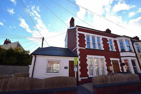 2 bedroom end of terrace house for sale - The Retreat 1 Fairfield Avenue, Cardiff. CF5 1BR
