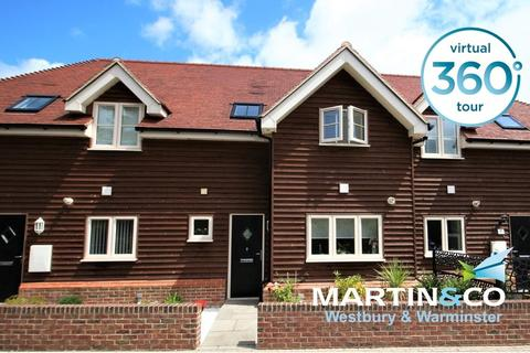 2 bedroom terraced house for sale - Mill Island, Warminster