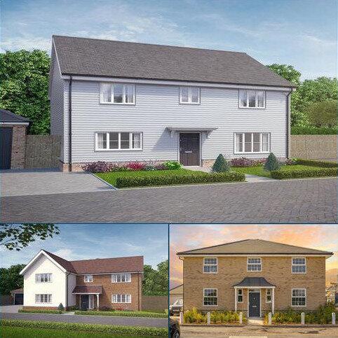 5 bedroom detached house for sale - Victory Fields, School Road, Elmstead Market, Colchester, CO7