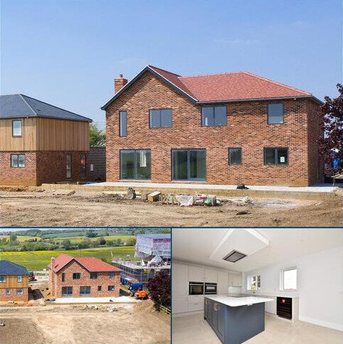 4 bedroom detached house for sale - Field View, All Saints Road, Creeting St. Mary IP6 8NG