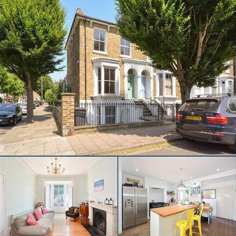 3 bedroom end of terrace house to rent - Penshurst Road, South Hackney, London, E9