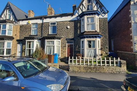 3 bedroom terraced house to rent - Rockley Road, Sheffield S6