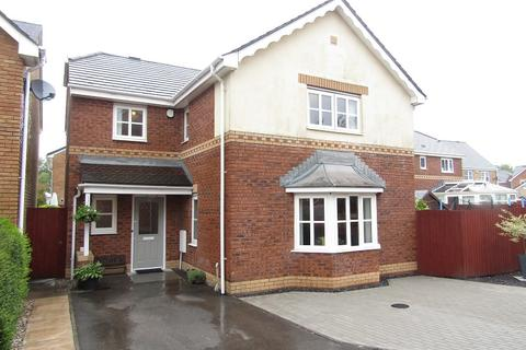 4 bedroom detached house for sale - Herbert Thomas Way, Birchgrove, Swansea, City And County of Swansea.