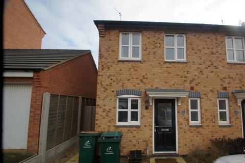 2 bedroom semi-detached house to rent - Anglian Way, Coventry