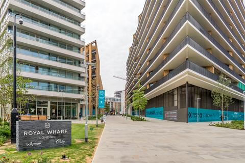 2 bedroom apartment for sale - Marco Polo Building, Royal Wharf, E16
