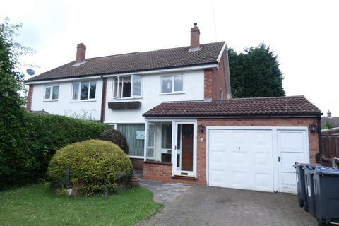3 bedroom semi-detached house for sale - Birch Drive, Sutton Coldfield
