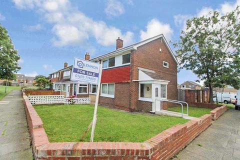 3 bedroom end of terrace house for sale - Teal Avenue, South Beach Estate, Blyth