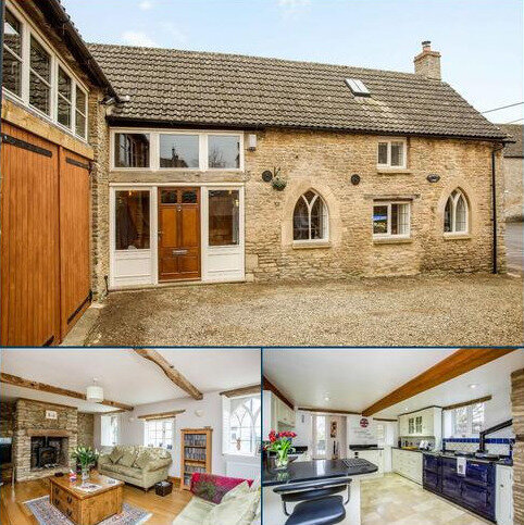 4 bedroom barn conversion for sale - High Street, Meysey Hampton, Cirencester, Gloucestershire