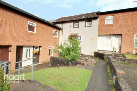 3 bedroom terraced house for sale - Balderstone Close, Leicester