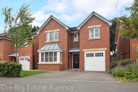 4 bedroom detached house for sale - Ffordd Tywod, Mold, CH7