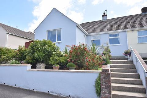 3 bedroom semi-detached bungalow for sale - Elm Grove, Bideford