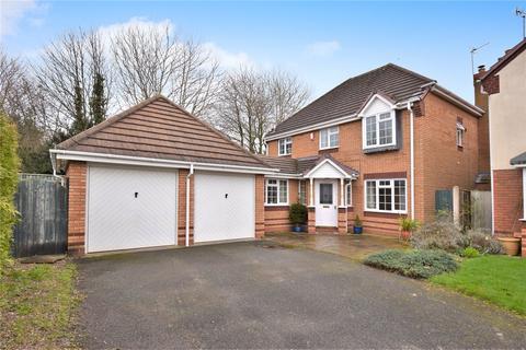 4 bedroom detached house for sale - 9 Buckland Walk, Newport, Shropshire, TF10
