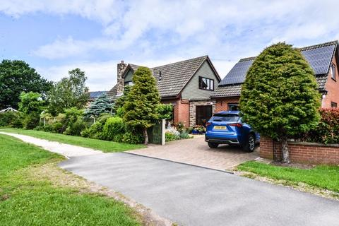 4 bedroom detached house for sale - The Green, Yarnfield, Stone