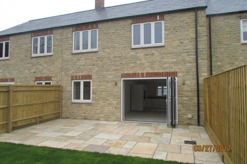 3 bedroom terraced house to rent - Home Farm Close, Woodstock