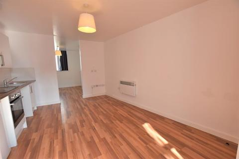 Studio to rent - Clyde Court, Erskine Street, Leicester, LE1