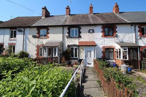 2 bedroom terraced house for sale - Maybury Avenue, Glyn Ceiriog, Nr Llangollen