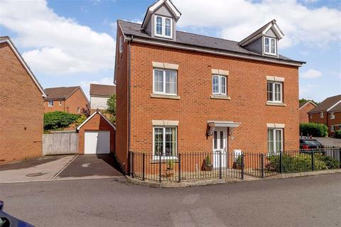 5 bedroom detached house for sale - James Stephens Way, Chepstow, Monmouthshire, NP16