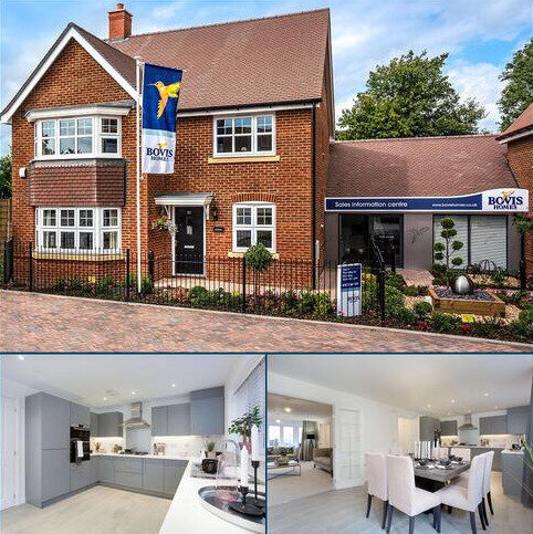 5 bedroom detached house for sale - Plot The Oxford 190, The Oxford at Beaumont Place, Petersfield , Hampshire GU31