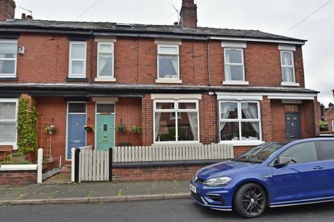 3 bedroom terraced house for sale - Randlesham Street, Prestwich, Manchester