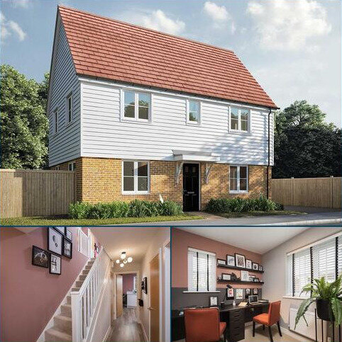 3 bedroom detached house for sale - Plot 175, The Becket at Berengrave Gardens, Berengrave Lane, Rainham, Kent ME8