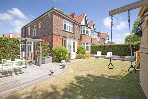 5 bedroom semi-detached house to rent - New Church Road, Hove, BN3 4DB